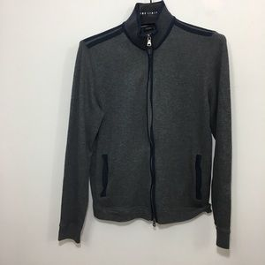 Boss Hugo Boss men's zipper front cardigan sweater